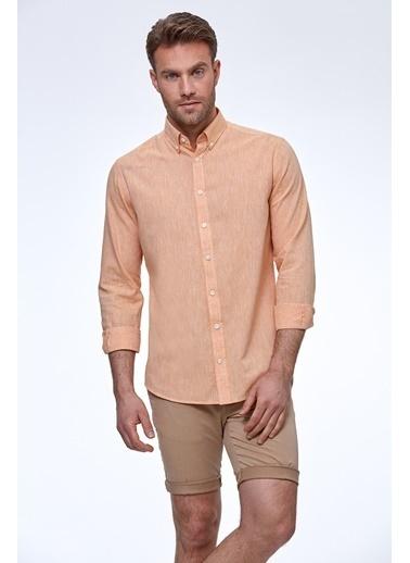 Hemington Gömlek Oranj